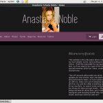 Anastasiacelestenoble.modelcentro.com 密码