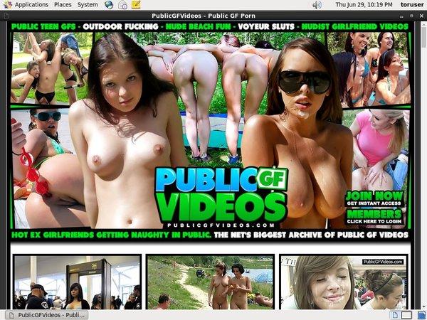 Free Public GF Videos Discount Offer