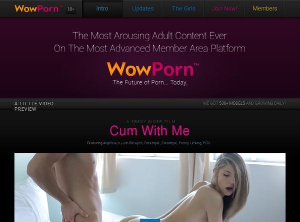 Get Into Wowporn