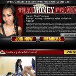 Thai Money Princess Register