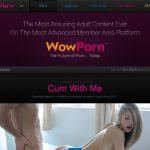 Wowporn Account 2016